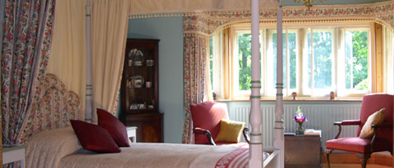 Lullington House Bed and Breakfast In Bath - Duckworth Room